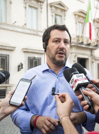 Salvini, non meritiamo insulti Francia