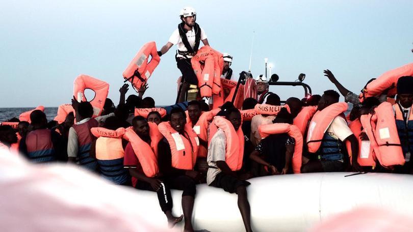 Salvini, stufo bimbi che muoiono in mare