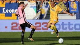Serie B play off: Palermo-Frosinone, probabili formazioni e tempo reale alle 20.30. Dove vederla in tv