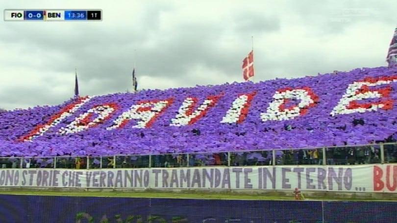 Serie A Fiorentina, la famiglia di Astori: «Rispetto per Davide, silenzio stampa»