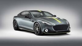 Aston Martin Rapide AMR: 600 cavalli per quattro