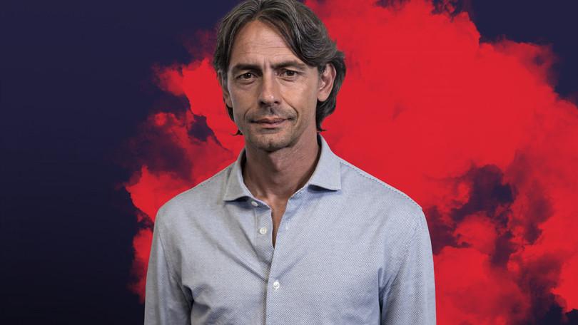 Bologna, è ufficiale: Filippo Inzaghi è il nuovo allenatore