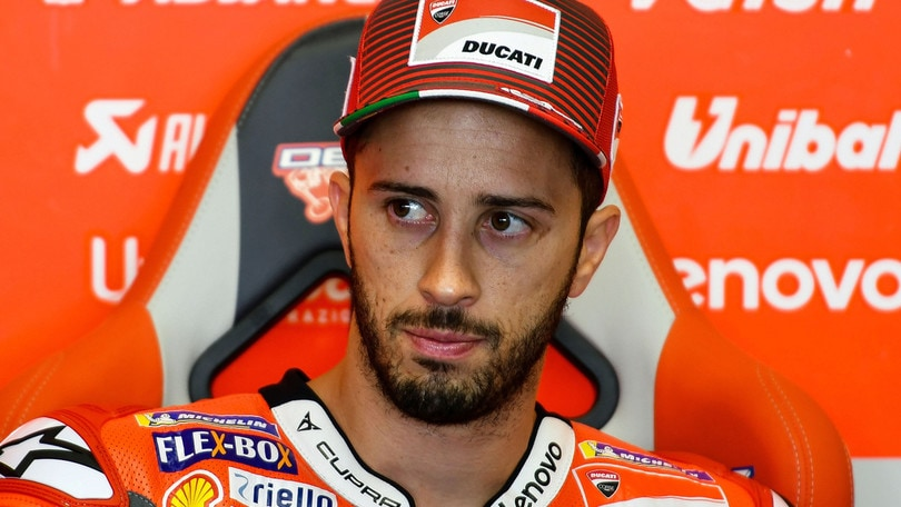 MotoGp Ducati, Dovizioso: «Siamo molto carichi e fiduciosi»