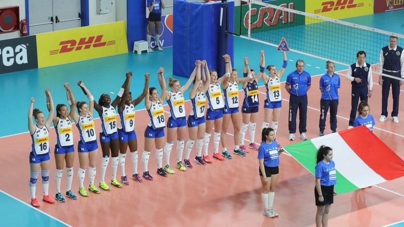 Volley: l'Under 20 femminile si ritorva al Centro Pavesi