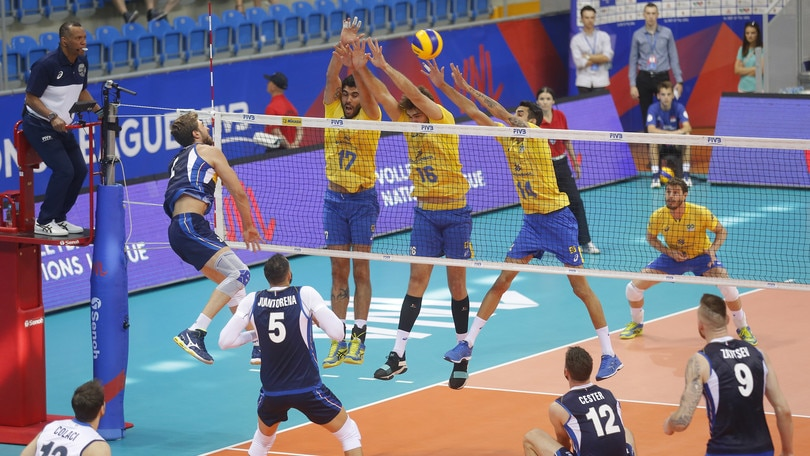 Volley: Volleyball Nations League, l'Italia in Corea prepara il quarto week end