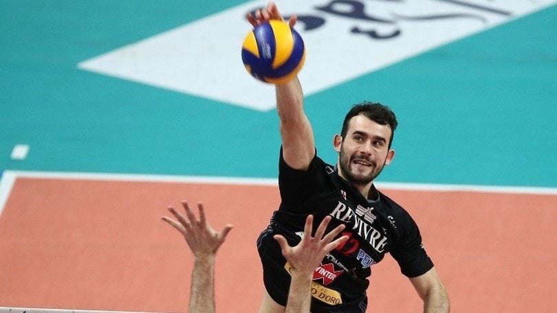 Volley: Superlega, Perugia in posto 3 avrà anche Galassi
