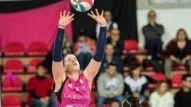 Volley: A2 Femminile, Agrifoglio è il primo acquisto della Teodora