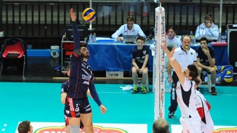Volley: A2 Maschile, Erati torna a giocare a Bergamo