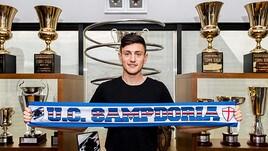 Calciomercato Sampdoria, ufficiale: preso Alex Ferrari