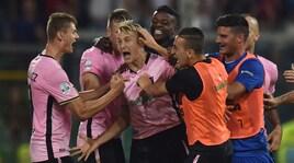 Playoff serie B, il Palermo vince in rimonta: Frosinone ko