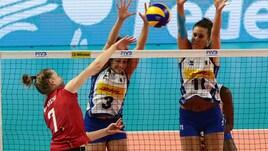 Volley: Volleyball Nations League, Italia vincente anche col Belgio