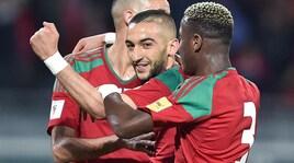 Mondiali 2018, Marocco: assist di Ziyech e gol di Benatia a 75,00