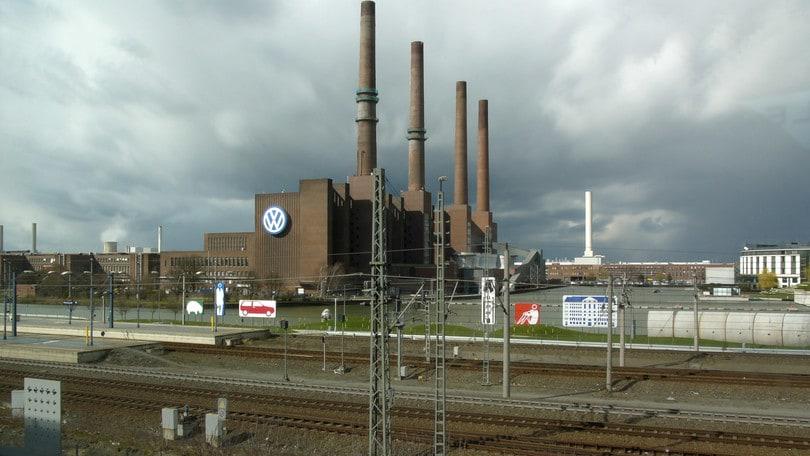 Volkswagen multa da 1 miliardo in Germania