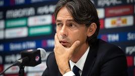 Calciomercato Bologna, Inzaghi: «Non vedo l'ora di sfidare Simone»