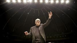 Ennio Morricone festeggia i 60 anni di carriera alle Terme di Caracalla