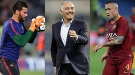 Roma, Pallotta: Alisson al Real, Nainggolan all'Inter