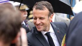 Macron, con Roma è tempo di distensione