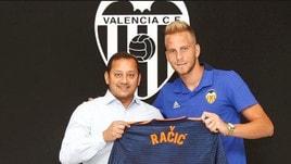 Racic, il Valencia lo blinda con una clausola da cento milioni