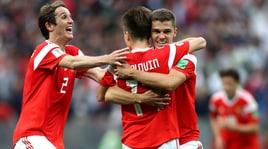Mondiali, Russia-Arabia Saudita 5-0: Golovin incanta con dribbling, gol e assist