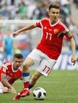Mondiali: Russia-Arabia Saudita 5-0