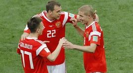 Mondiali 2018, Russia-Arabia Saudita 5-0: super Golovin, un gol e due assist!