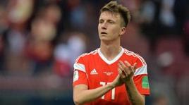 Golovin, attenta Juve: c'è il Barcellona