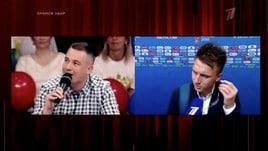 «Lo vogliono Juventus e Milan»: Golovin lascia la diretta tv