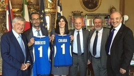 Volley: Mondiali 2018, Chiara Appendino ha ricevuto il Comitato Organizzatore