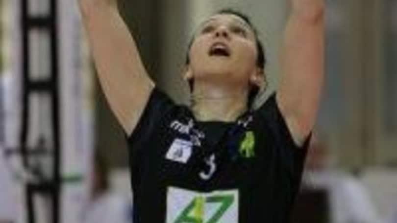 Volley: A2 Femminile, Beatrice Valpiani è la regista di Mondovì