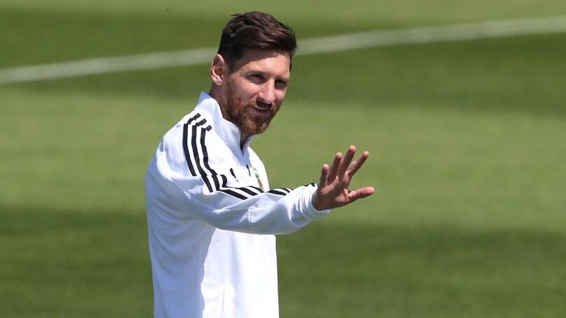 Mondiali 2018, Messi in gol con l'Islanda a 1,80