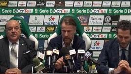 Avellino: presentato il nuovo tecnico Marcolini