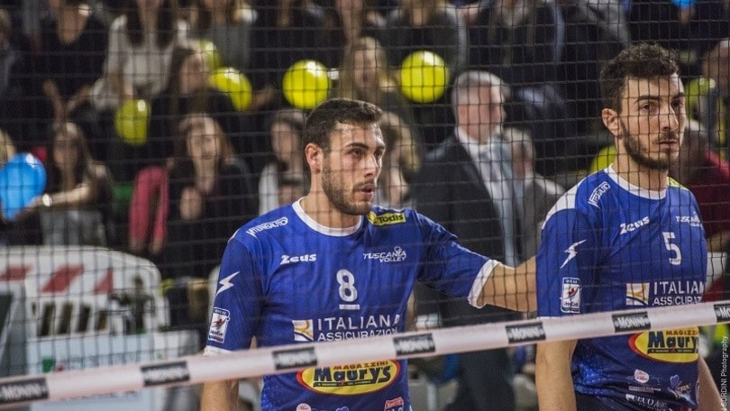 Volley: A2 Maschile, a Spoleto arriva Giuseppe Ottaviani