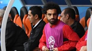 Egitto al debutto: Salah assiste dalla panchina