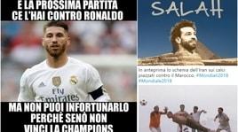 Mondiali, la 2ª giornata vista dai social tra ironie, rimpianti e calciomercato