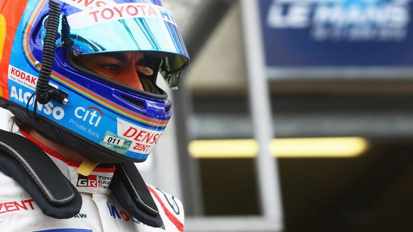 Motori, 24 Ore di Le Mans: trionfo di Alonso a 1,55