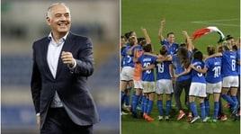 La Roma femminile sbarca in Serie A