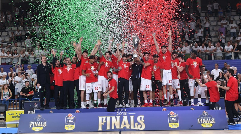 Basket: Trento ko, lo scudetto a Milano