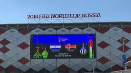 Argentina-Islanda in diretta Twitter