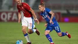 Calciomercato Fiorentina, per Soucek manca il sì dello Slavia Praga