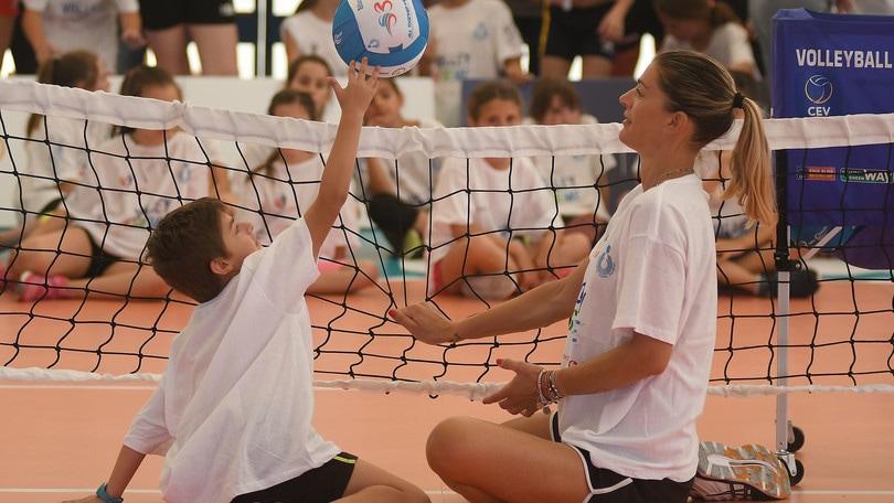 Volley: Piccinini, Lucchetta e la carica dei 500 a Pisa