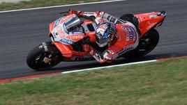 MotoGp Catalogna, griglia di partenza: Lorenzo in pole, Rossi 7°
