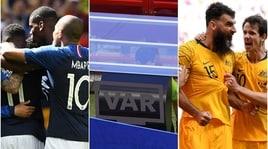 Francia-Australia: 2-1