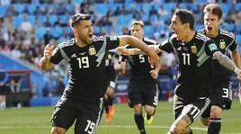 Mondiali 2018, Argentina-Islanda: il film della partita