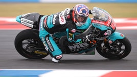 Moto2 Catalogna, gioia Quartararo: prima pole in carriera!
