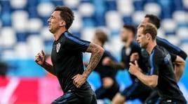 Mondiali Russia 2018, diretta Croazia-Nigeria: probabili formazioni e dove vederla in tv