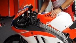 MotoGp, Barcellona: Dovizioso e i complimenti a Lorenzo