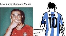 Messi diventa Miss 10: impietoso il confronto con Ronaldo