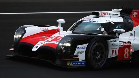 24 Ore Le Mans, guidano le Toyota: Alonso è 2°