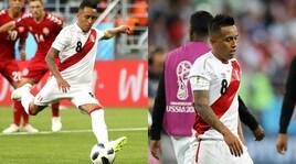Perù-Danimarca, rincorsa goffa e tiro alto: che errore Cuevas!