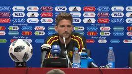 Mertens spinge il Belgio: